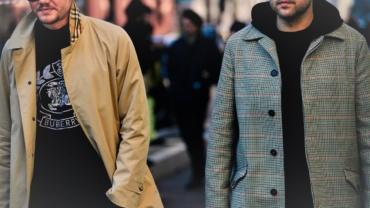 Principais tendências da moda inverno 2020 PARA HOMENS